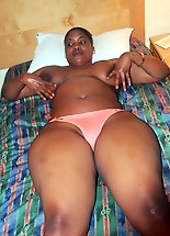 Real black mature women